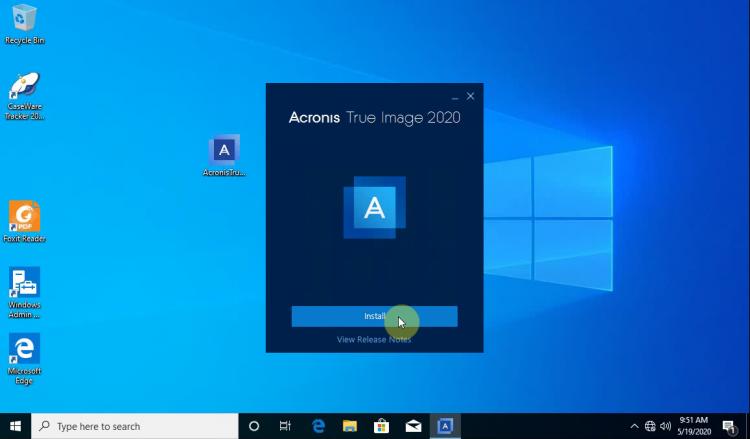 Acronis True Image 2020 Tib